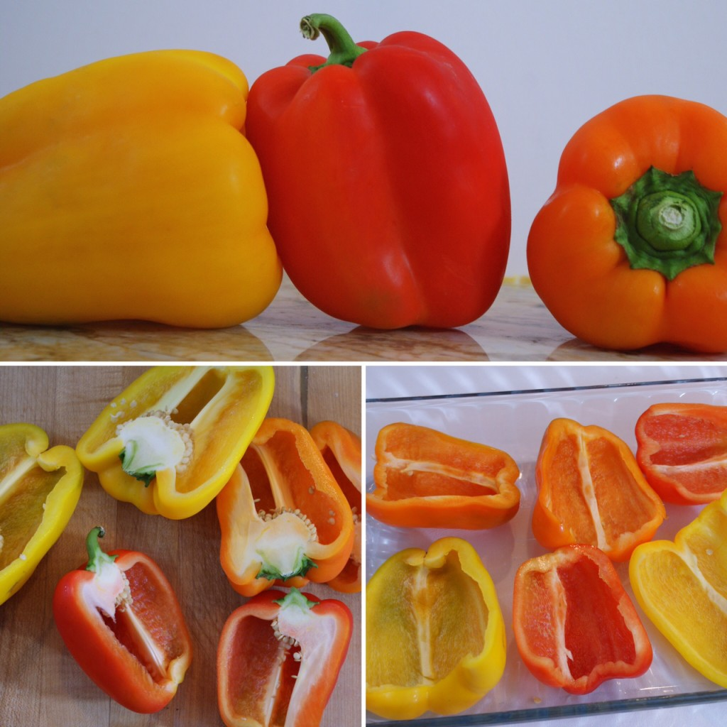 Not Your Gramma's Stuffed Bell Peppers