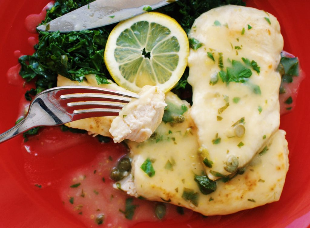 Most beautiful Chicken Piccata