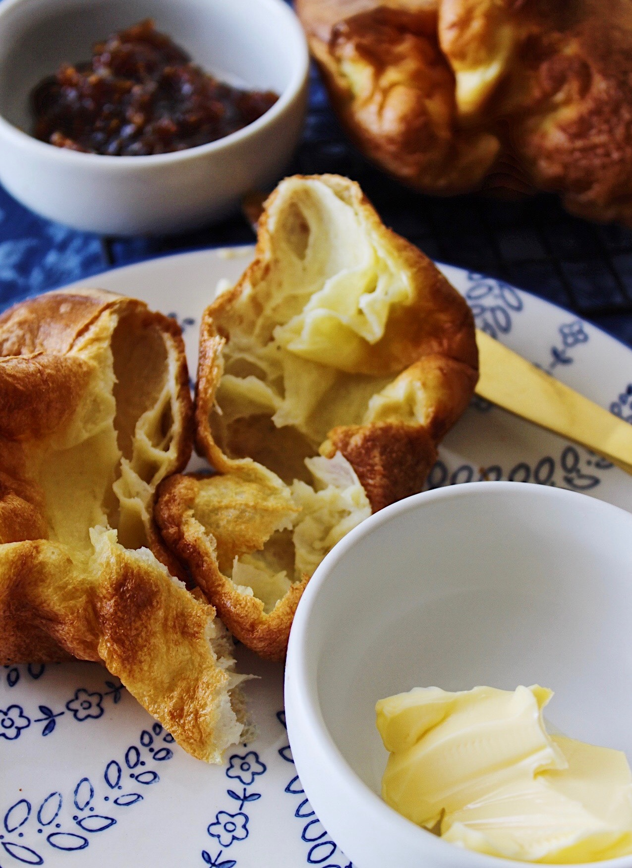 Perfect Puffy Popovers